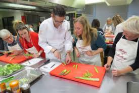 Cours De Cuisine Grand Public Par Le Chef étoilé Richard Rocle