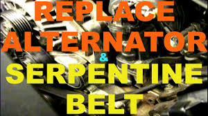 car alternator replacement change serpentine belt belt car alternator replacement change serpentine belt belt installation diagram gm 3800 v6 3 8 l