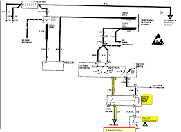 i can not located the starter relay in a 1992 rs i looked under the Starter Solenoid Wiring Diagram at Gm Distributor Wiring Diagram Without Starter Relay