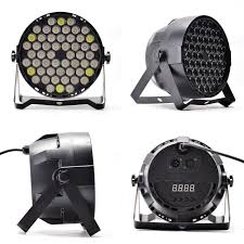 Eyourlife Dj Lights Eyourlife Led Stage Lights 8pcs 54x3w Led Dj Par Light Rgbw
