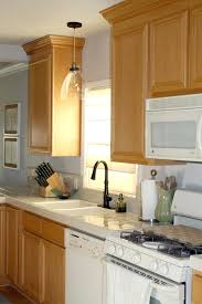 lighting over kitchen sink amazing lighting over kitchen sink with brilliant lights for recessed lighting above