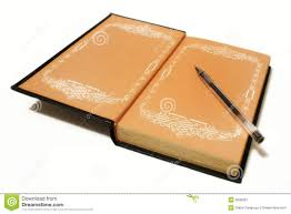 old book or journal stock image image of cover learn 3839667