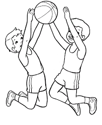 Small Picture Free Printable Sports Coloring Pictures Coloring Pages Ideas