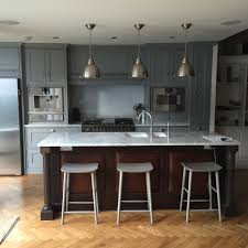 Grey Cabinets Kitchen Painted Grey Cabinets In Clapham Kitchen Ideas For Small Kitchen Remodel