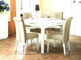 round dining table and chairs white round kitchen table set dining room chairs
