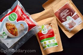 Little Moppet Toddler Foods Review