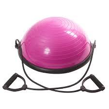<b>Полусфера Bosu</b> Ball <b>Atemi</b>, 58 см, <b>ABS01</b> — купить в интернет ...