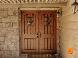 rustic double front door. Rustic 64 Inch Wide Double 32x80 Entry Door. Jeld Wen Estate Collection A1322 Fiberglass. Front Door 4