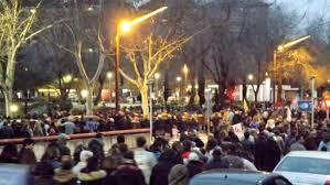 Resultado de imagen de huelga  dia de la mujer site:lacronica.net