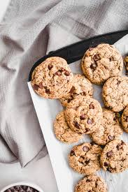 What makes this chocolate chip cookie recipe ba's best? Vegan Espresso Chocolate Chip Cookies Plantiful Emma