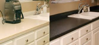 if you re a homeowner with problem countertops you have two decisions to make the first is whether to refinish or replace your existing countertops