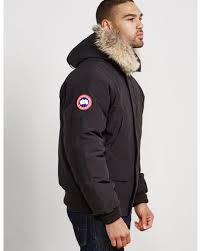... Canada Goose - Black Men s Chilliwack Bomber Jacket for Men ...