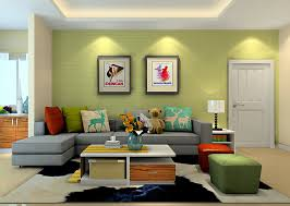 living room green sectional | Bright green wall living room sofa | Download  3D House