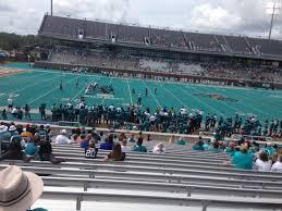 Brooks Stadium Coastal Carolina Chanticleers Stadium Journey