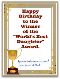 Daughter Birthday Card Messages Daughter Birthday Wishes Daughter