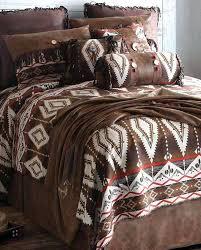 native american comforter trail queen comforter bedding set southwestern style housewares rustic western native design decor bed sheets comforter