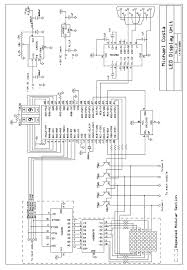 led message display circuit diagram the prototype of the display consists of eleven display sections each consisting of a 5x7 led matrix the design allows these modular sections to be added