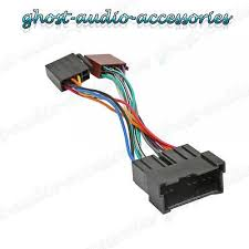 car stereo radio iso wiring harness adaptor loom for kia spectra you re almost done car stereo radio iso wiring harness adaptor loom for kia spectra