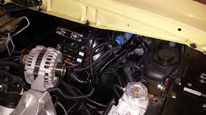 ls conversion under hood pics how where you ran the harness Ls Wiring Harness Conversion ls conversion under hood pics how where you ran the harness pcm location ls wiring harness conversion in kansas