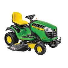 home depot garden tractors john deere e160 48 in 24 hp v twin