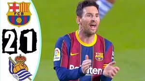 ไฮไลท์ฟุตบอลเมื่อคืน 2019/20 บาร์เซโลน่า ล่าสุด 2-1 วันนี้ล่าสุด🔥  17/12/2020 - YouTube
