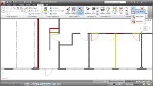 autocad architecture features