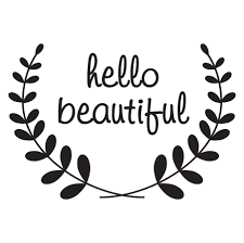 Hello Beautiful Quotes Best Of Hello Beautiful Wall Quotes™ Decal WallQuotes