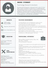 Sample Cra Resume New 50 Best Resume Samples 2016 Professional