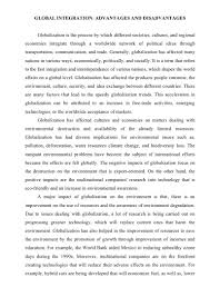 essay on internet advantages and disadvantages good topics for a  essay globalization