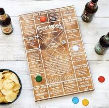 5 year anniversary gift beeropoly