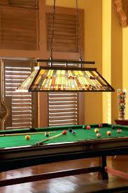 best table light images on pool tables with stained glass design free patterns d