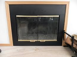 insulated fireplace covers save energy and money