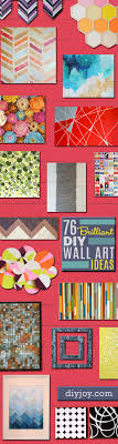 diy wall art ideas and do it yourself wall decor for living room bedroom  on inexpensive wall art for bedroom with 76 brilliant diy wall art ideas for your blank walls