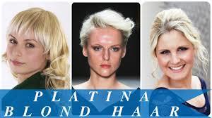 Platina Blond Haar