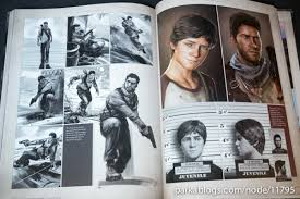 the art of the uncharted trilogy 13