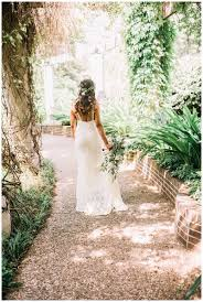 texas discovery garden bridal session