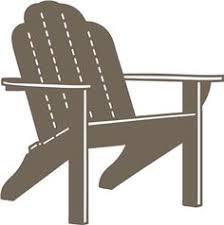 adirondack chair silhouette. Perfect Silhouette Silhouette Design Store Adirondack Chair Intended Adirondack Chair 0