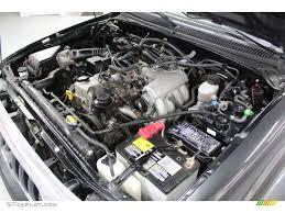 2001 Toyota Tacoma Regular Cab 4x4 2.7 Liter DOHC 16-Valve 4 ...