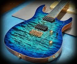 Carvin Guitars - DC600 Deep aqua burst over quilted maple top and ... & Carvin Guitars - DC600 Deep aqua burst over quilted maple top and an aqua  Kiesel treated fretboard! | Guitars 2 | Pinterest | Guitars Adamdwight.com