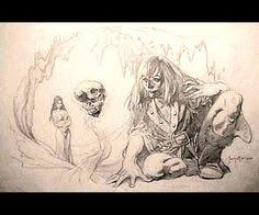 frank frazetta the works of the late master fantasy artist with news galleries and biography