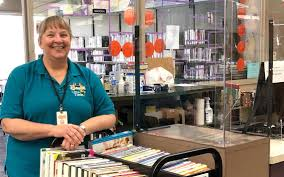 Checking out: Long-time Nobles County Librarian retiring this week   The  Globe