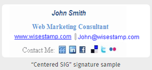13+ Best Email Signature Templates And Tools