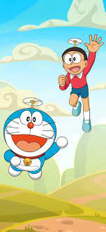 Doraemon Wallpapers on WallpaperDog