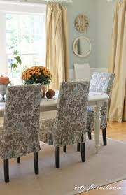 simple fall dining room table