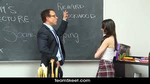 Teacher fucks teen schoolgirl after hot oral foreplay 18TUBE.XXX