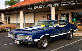 1970 Oldsmobile 442 - Information and photos - MOMENTcar
