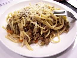 Spaghetti al Bianco   Insanelygoodfood's Blog