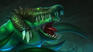 dota 2 tidehunter monsters fantasy games