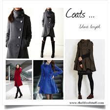womens winter coats short length