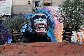 les plus beaux Street Art  - Page 5 Images?q=tbn:ANd9GcRVi6JAmRp5oJUhbC5aa6OEs98HdrWNFrUvexP7qM6oa0C_laaA